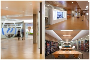 Resarch Center Library